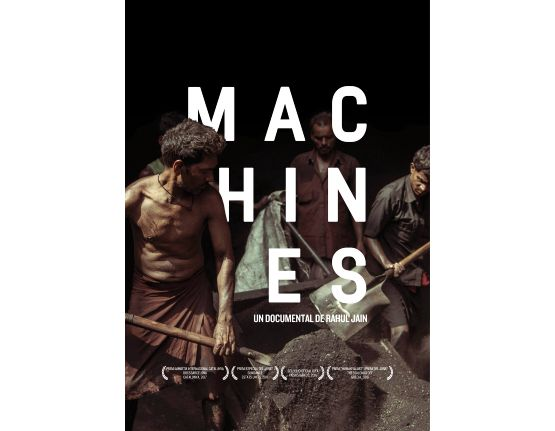 """Machines"" DOCS Barcelona DEL MES. Enero 2018"